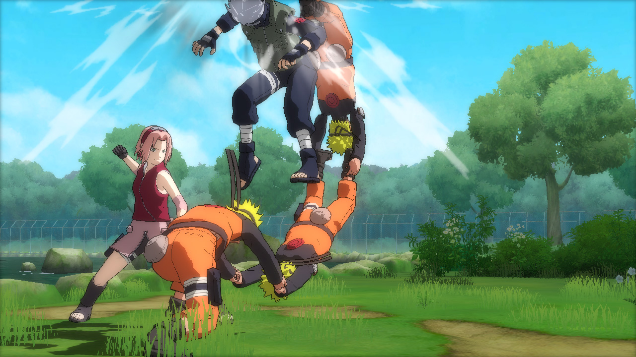 Naruto: Ultimate Ninja Storm Trilogy confirma varios