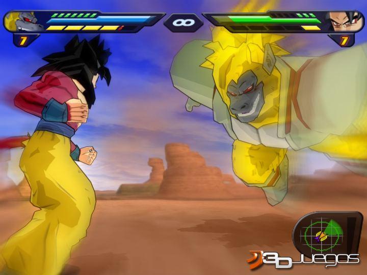 Guia y trucos Dragon Ball Z: Budokai Tenkaichi 2