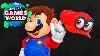 ¡Elegimos Super Mario Odyssey como mejor juego de la BGW 2017!
