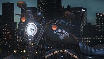 Las motos de Harley Davidson estarán disponibles en The Crew 2