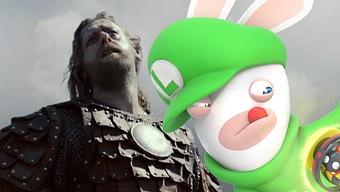 Mario + Rabbids nos deja ver sus divertidos anuncios de imagen real