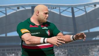 Rugby 18 es una realidad: llegará en octubre a PS4, One y PC