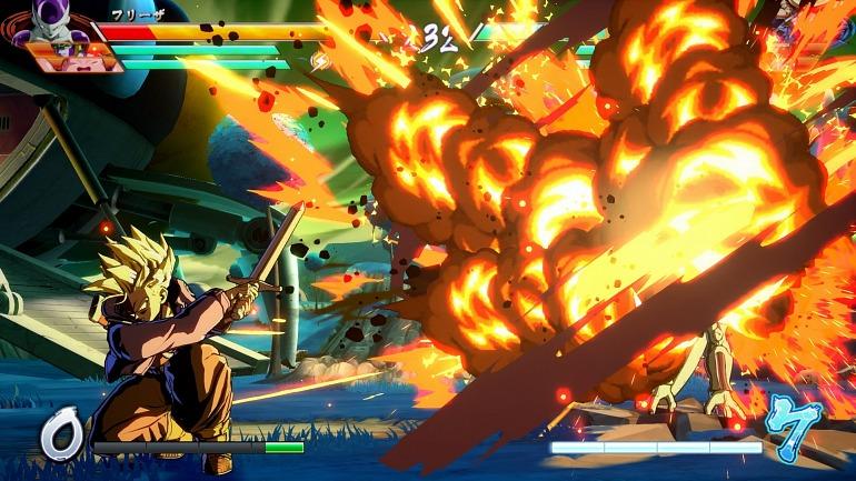 [Imagen] Dragon Ball FighterZ presenta a Trunks del futuro