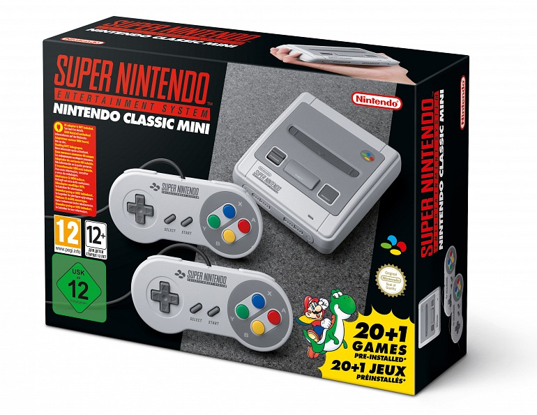 Nintendo Classic Mini: Super Famicon - 29 de Septiembre Nintendo_classic_mini_snes-3769150
