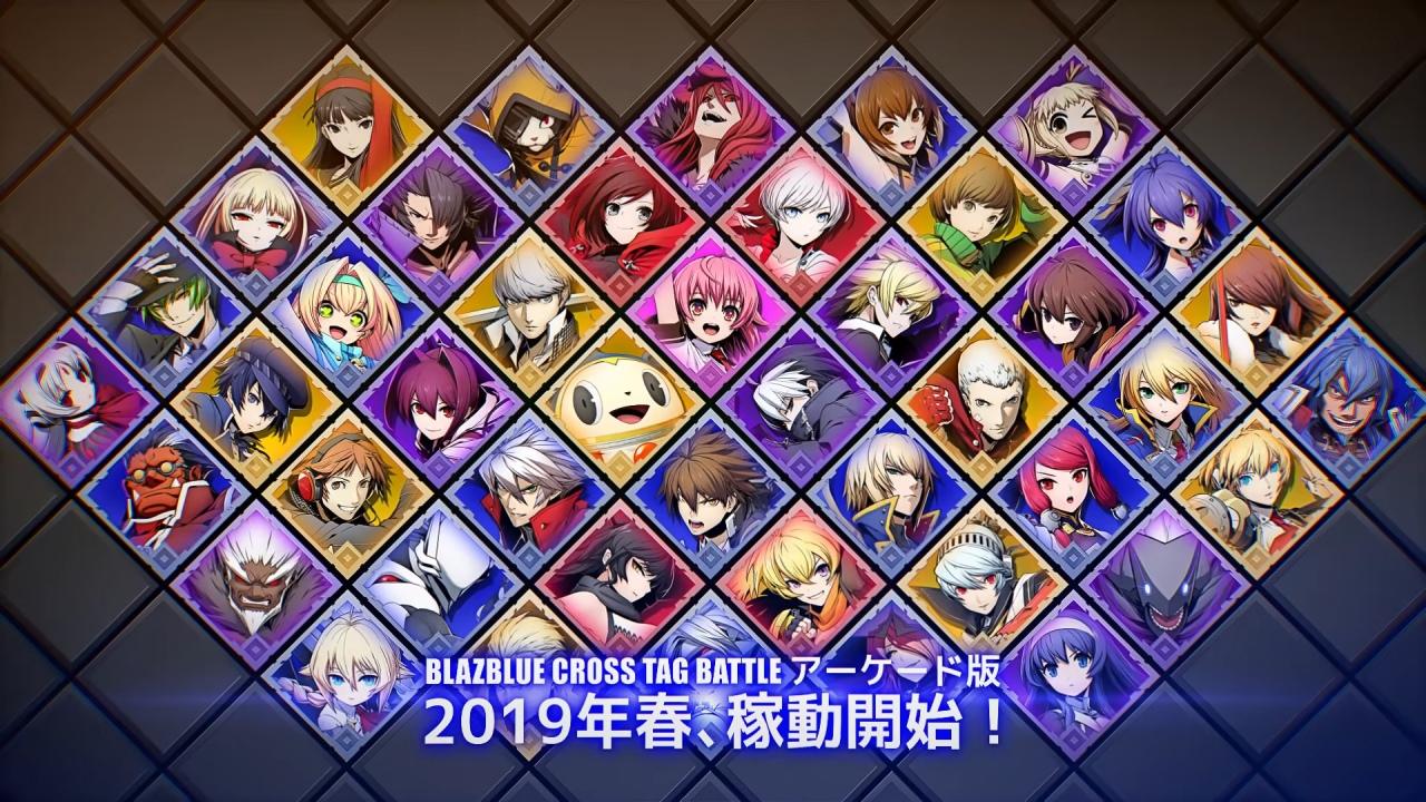 BlazBlue  Cross Tag Battle ampliará su plantilla de luchadores en primavera 213b7bd61b9d4