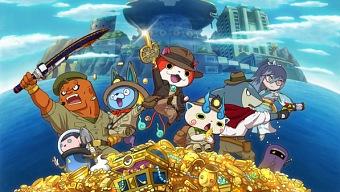 Yo-kai Watch Busters 2 será para Nintendo 3DS
