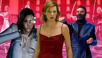 ¿Las mejores películas basadas en videojuegos? Te vas a sorprender...