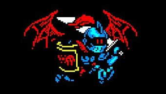 ¡Locura retro! Nicalis presenta Knight Terrors para Nintendo Switch