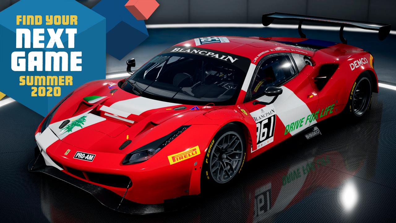 Análisis de Assetto Corsa Competizione. Un buen simulador de conducción pero falto de contenidos