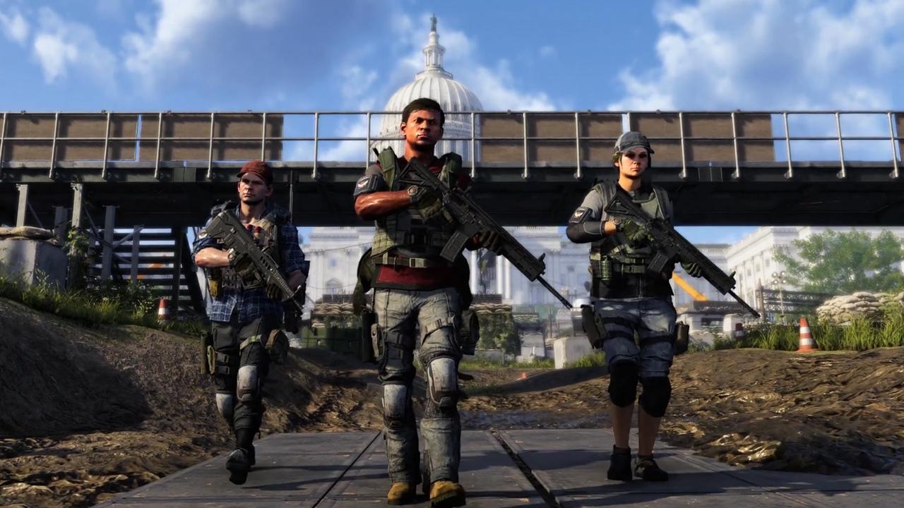 The Division 2 presenta su nueva raid, Operación Caballo de Hierro ...