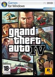 Car�tula oficial de GTA 4 PC