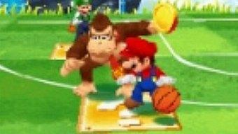 Mario Slam Basketball, Vídeo del juego 2