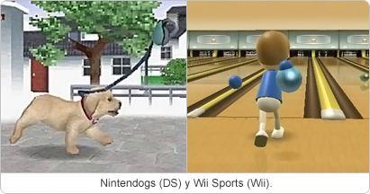 Los más vendidos de Nintendo