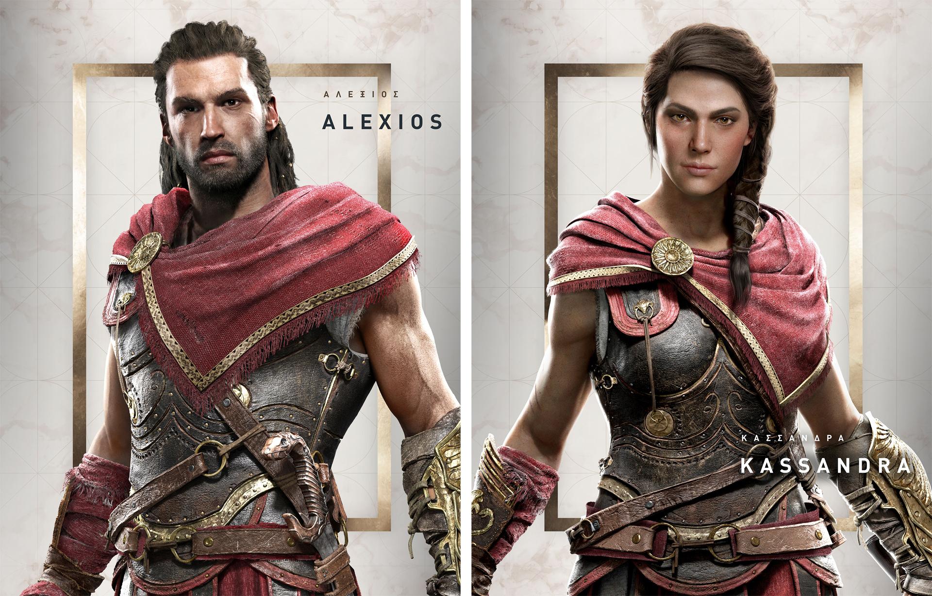 Resultado de imagen de Alexios Kassandra