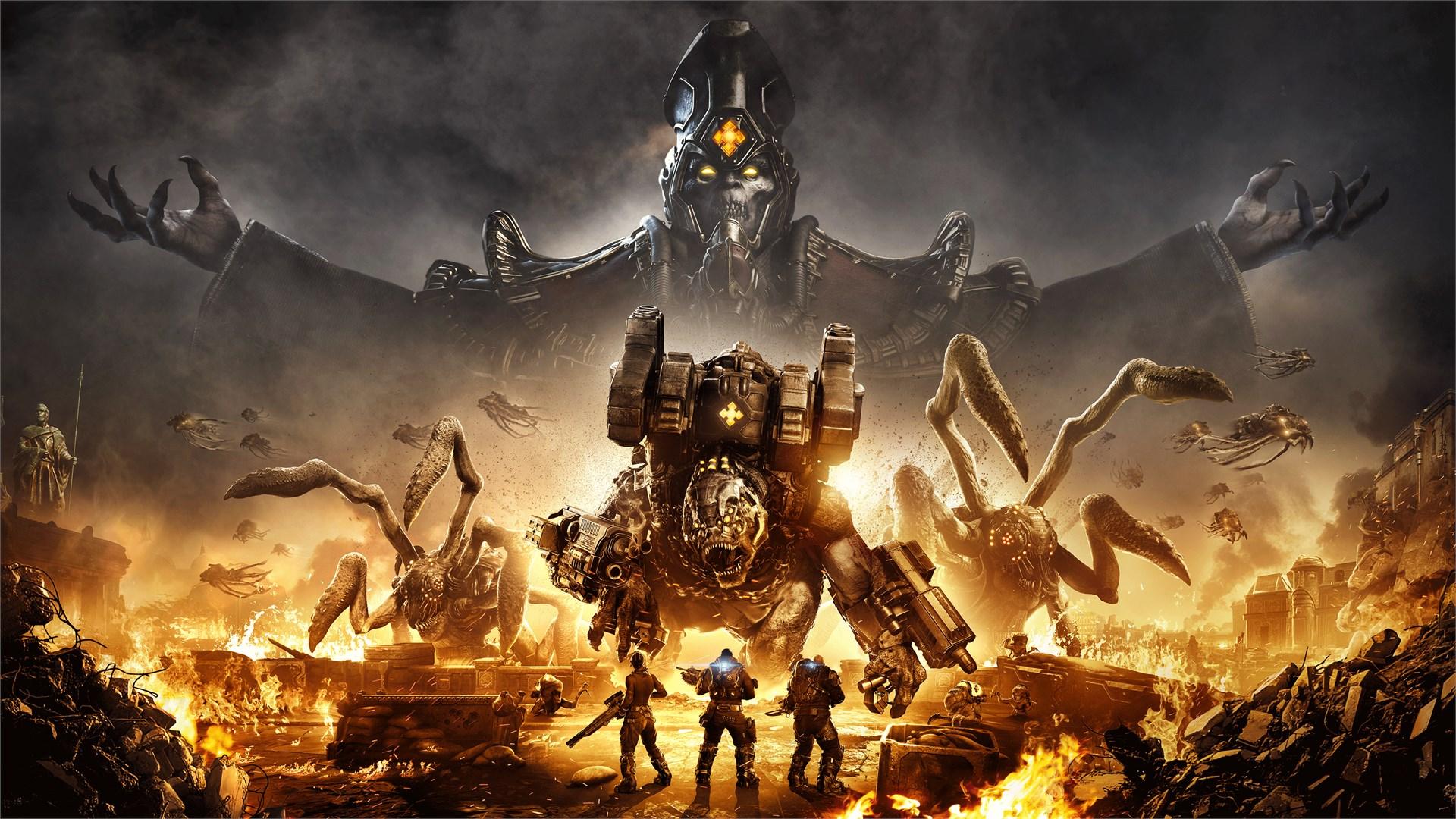 ¡Échale un ojo al tráiler de lanzamiento de Gears Tactics!