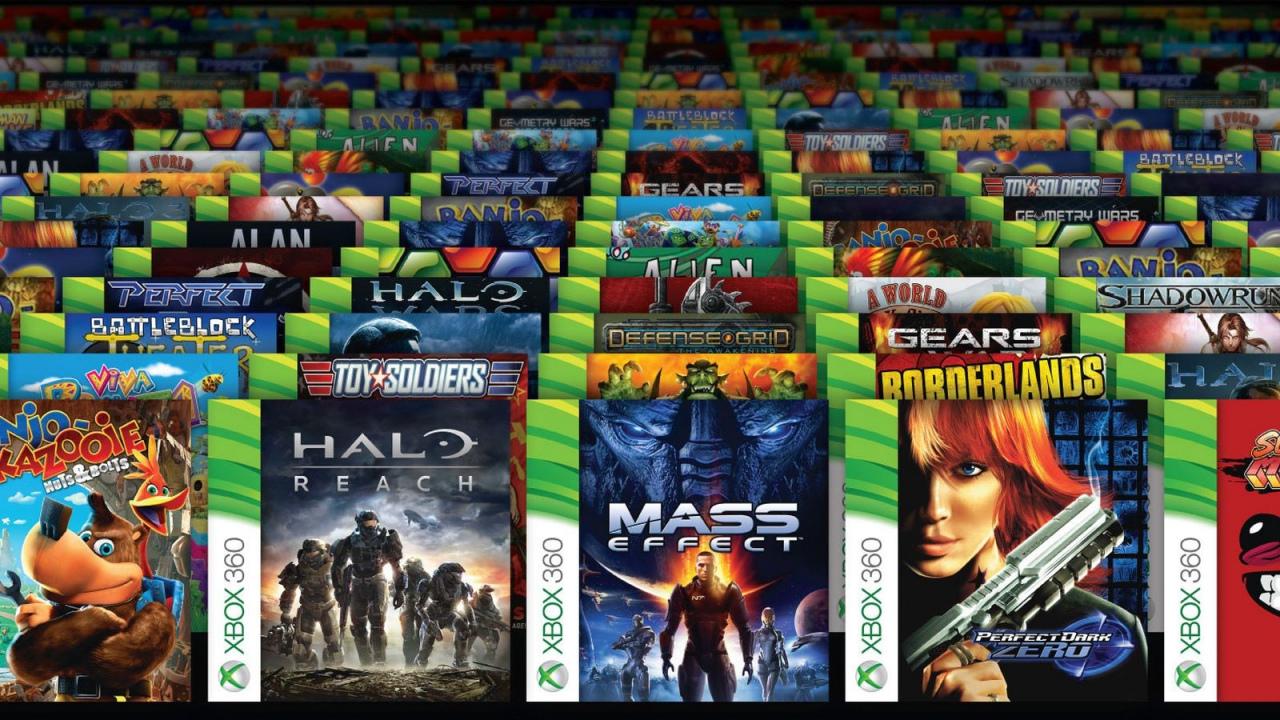 Xbox Series X|S seguirán mejorando la resolución, fluidez y gráficos de los juegos retrocompatibles en 2021