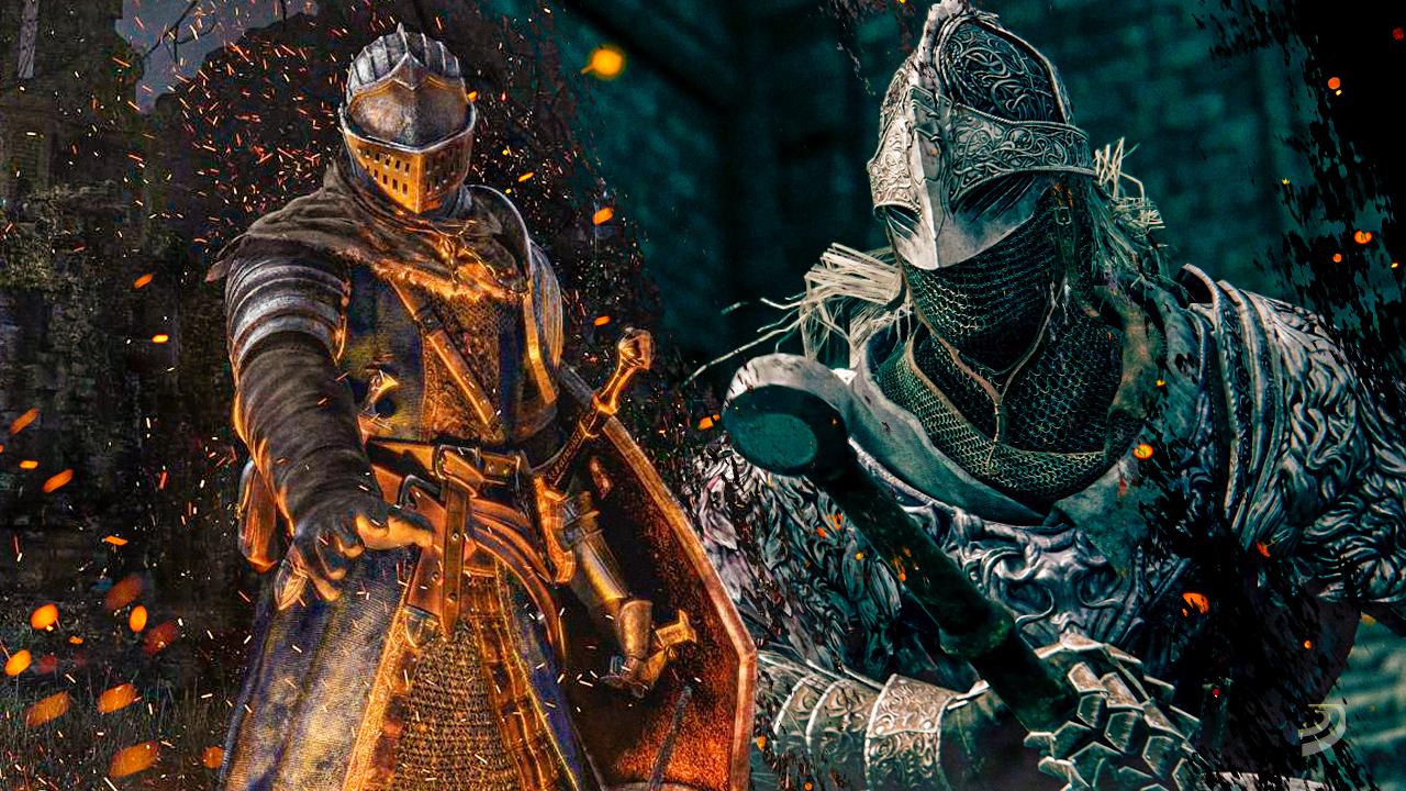 Elden Ring tiene un montón de referencias a Dark Souls, y estas son las más curiosas