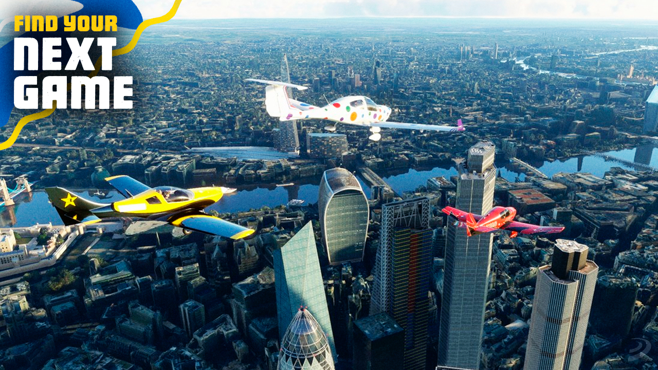 Análisis de Microsoft Flight Simulator. Un exitoso aterrizaje del simulador de vuelo en Xbox Series X y S