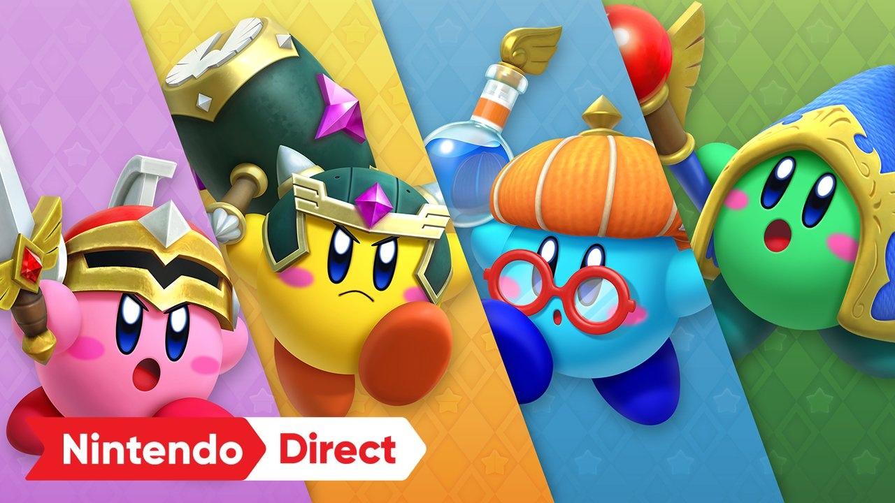 Super Kirby Clash, Kirby