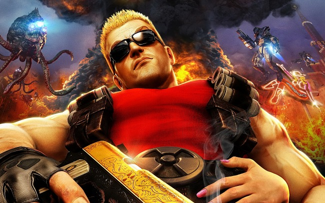 The legal battle for Duke Nukem
