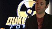 V�deo Duke Nukem Forever - Entrevista con Steve Gibson