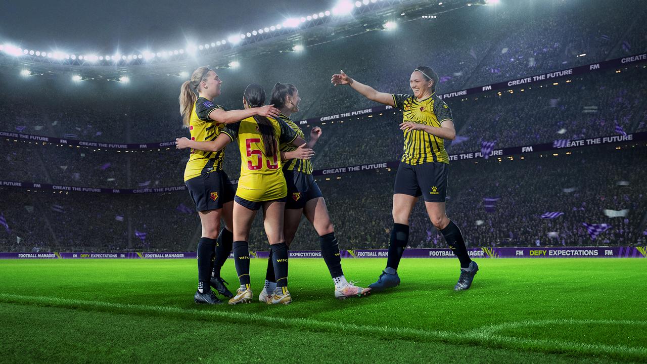 Para los autores de Football Manager hacen falta más mujeres en la industria del videojuego