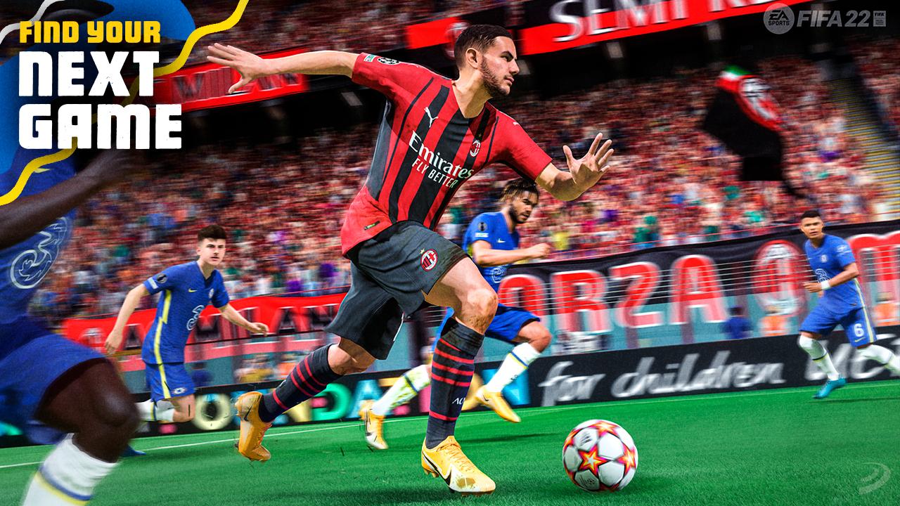 FIFA 22 presenta las claves del futuro del fútbol virtual