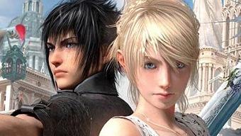 Final Fantasy XV no tiene intención de integrar los DLC en el juego