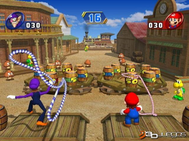 Mario Party 8 wbfs