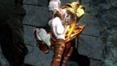 V�deo God of War 3 - Gameplay 2: Escalando se hace camino