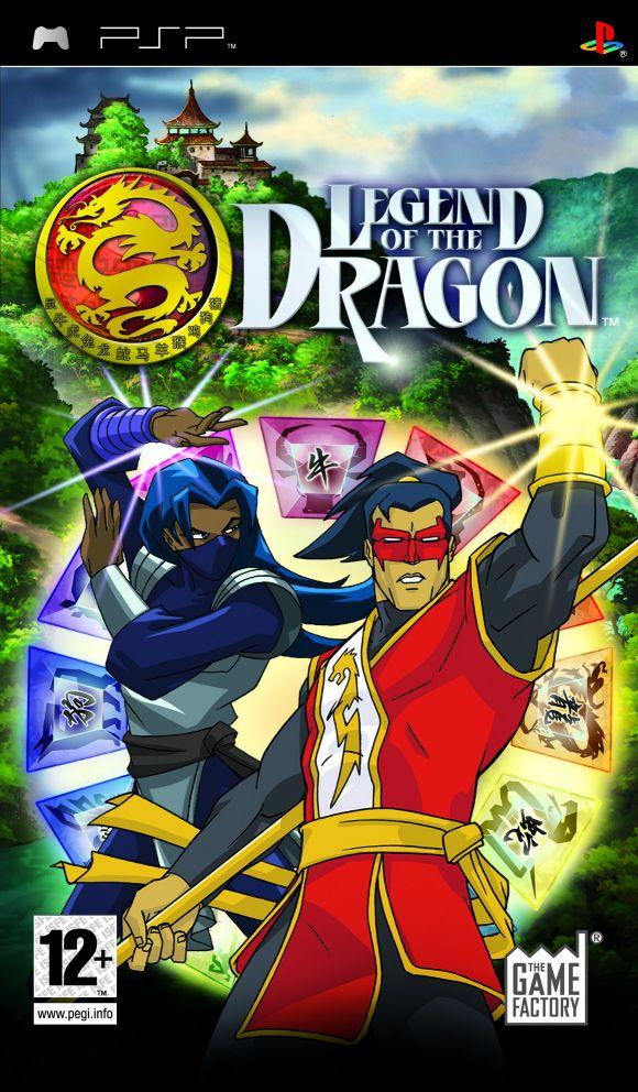 Legend of the Dragon para PSP - 3DJuegos