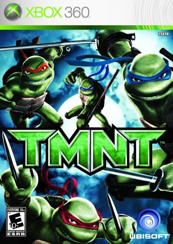 TMNT Tortugas Ninja Jvenes Mutantes para Xbox 360  3DJuegos
