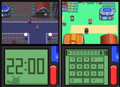 Pokemon Platino Gba Room