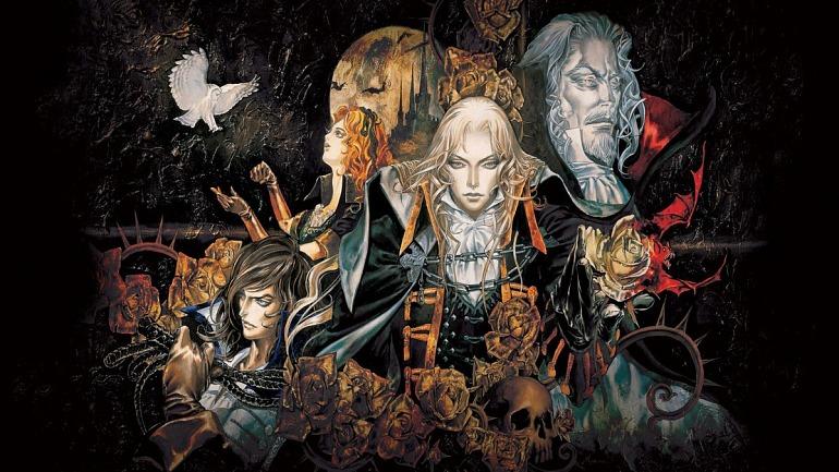Castlevania Symphony of the Night cumple 20 años