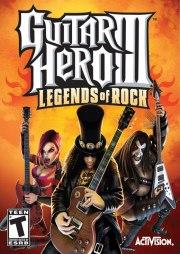 Car�tula oficial de Guitar Hero 3 PC