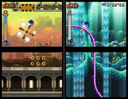Keroanálisis: Sonic Rush vs Sonic Rush Adventure