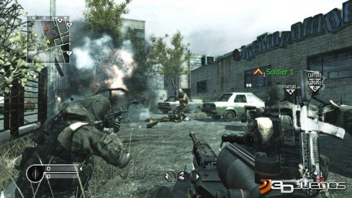 Call Of Duty 4 PC Supercomprimido [100mb]