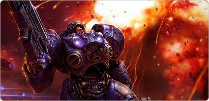 Los jugadores podrán vender sus propios mapas en StarCraft II