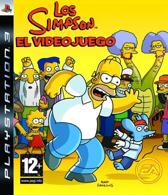 Los Simpson El Videojuego para PS3  3DJuegos