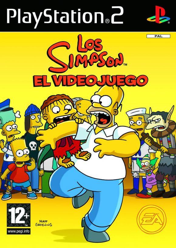Los Simpson El Videojuego para PS2  3DJuegos