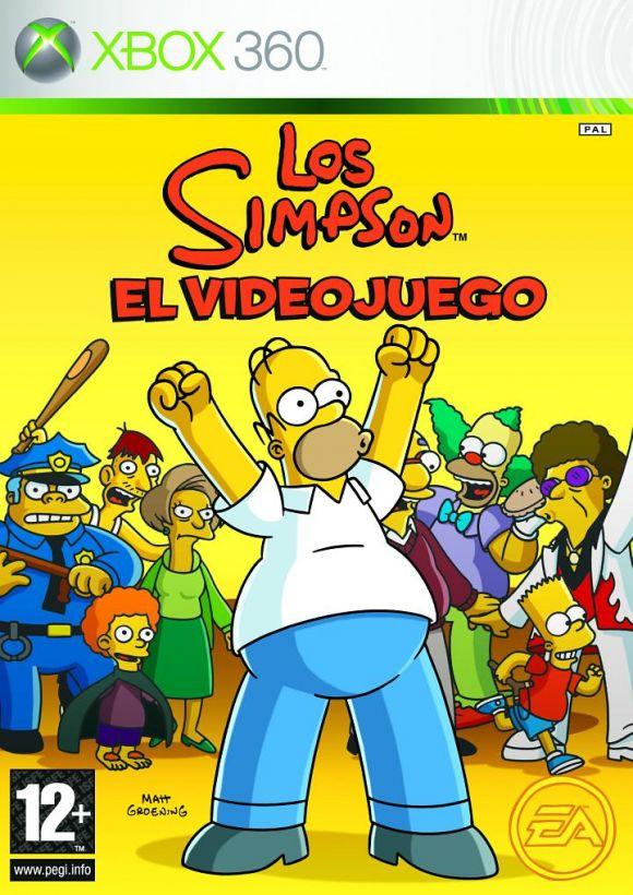 Los Simpson El Videojuego para Xbox 360  3DJuegos