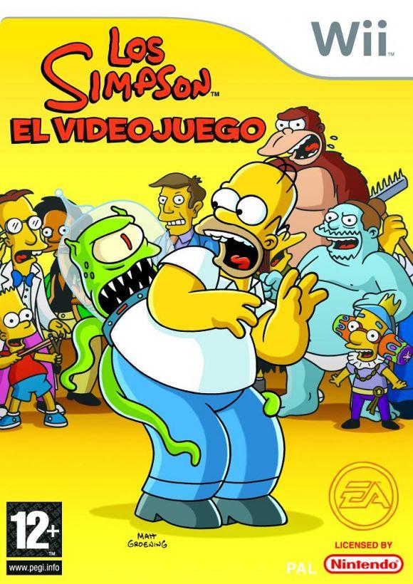 Los Simpson El Videojuego para Wii  3DJuegos