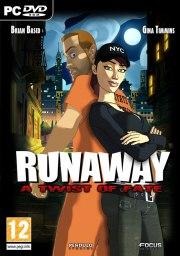 Car�tula oficial de Runaway 3: A Twist of Fate PC