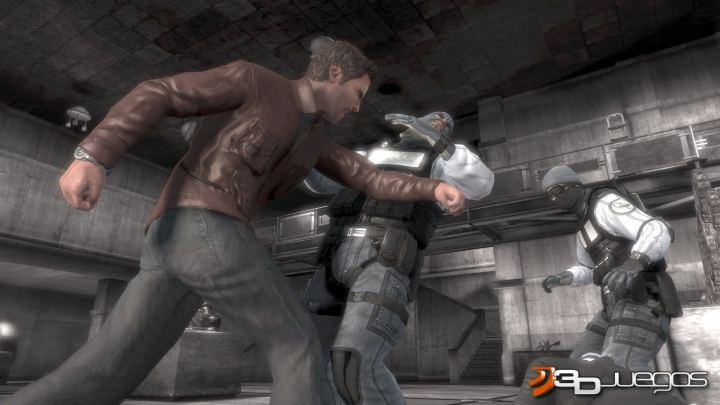 Jason Bourne - El video juego...