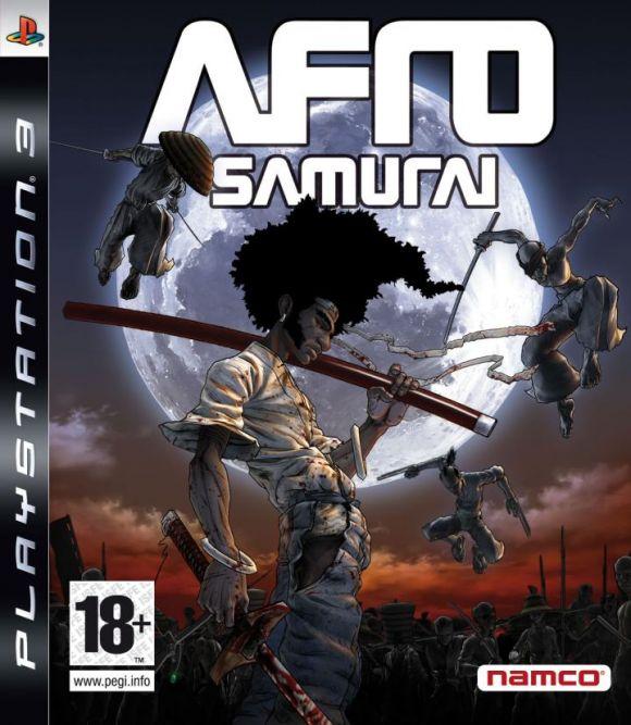 Car�tula de Afro Samurai