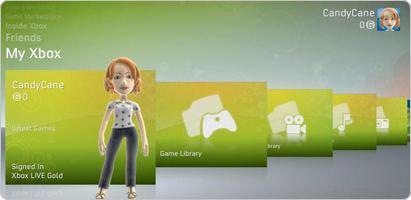 """Xbox 360: """"La siguiente actualización del dashboard estará lista a finales de año"""""""