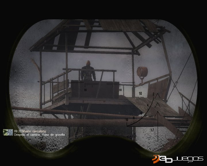 S.T.A.L.K.E.R Clear Sky Full [PC][DVD5][Esp][FLS]