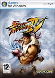 Car�tula oficial de Street Fighter IV PC
