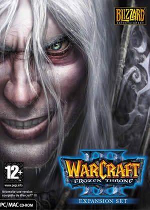 Car�tula de Warcraft III: The Frozen Throne