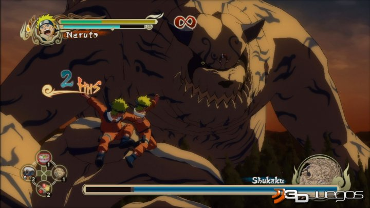 Grupo Sangre Azvl Naruto Ps2 Ps3 Wii Xbox 360 Psp Ds